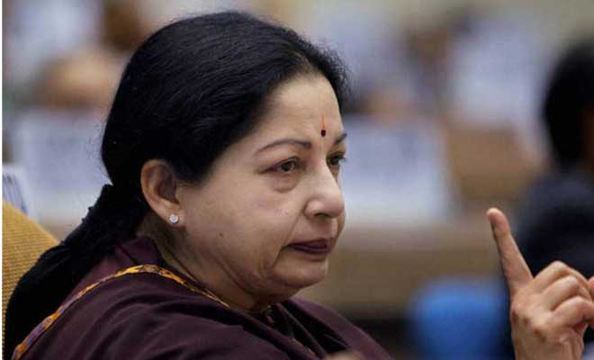 JAYALALITHA Reaches Chennai, released from Central Prison in.